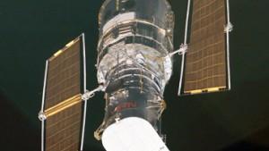 Was geschieht mit Hubble?