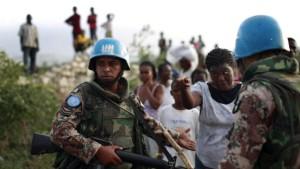 In Haiti wächst der Zorn