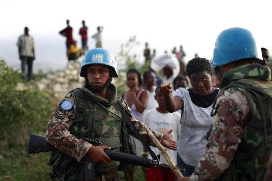 Hunger in haiti essay
