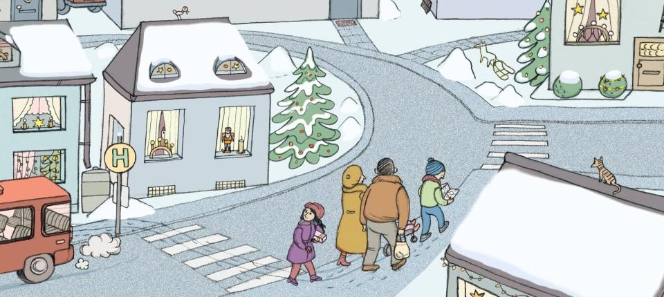 Warum Gibt Es Weihnachten.über Menschen Die Weihnachten Mit Flüchtlingen Feiern