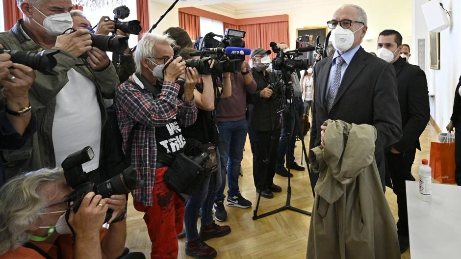 Alexander Klauser: Laut dem Klägeranwalt reagierten die Behörden zu spät auf die ersten Infektionen.