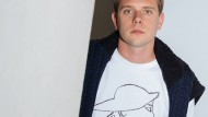 Fasziniert vom weißen T-Shirt: Designer Jonathan Anderson