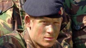 Prinz Harry schon jetzt ein Angriffsziel im Irak