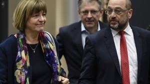 """""""Der Druck auf Schulz steigt in diesen Stunden extrem"""""""
