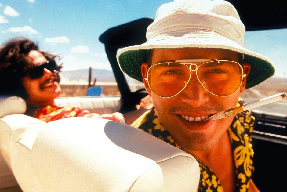 """""""In den sechziger Jahren nahmen die Leute viele Drogen, um mein Level zu erreichen"""", sagte Gilliam einmal. In """"Angst und Schrecken in Las Vegas"""" inszenierte er den wohl berühmtesten Rausch der Filmgeschichte."""