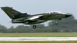 Luftwaffen-Tornados suchen nach Mirco