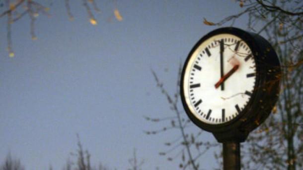 """Der Kampf gegen die """"innere Uhr"""""""