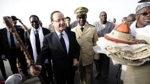 Hollandes Dromedar in Mali verspeist