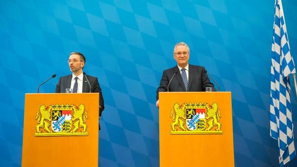 Joachim Herrmann will eng mit der FPÖ zusammenarbeiten