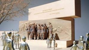 Eisenhower wird mit Memorial in Washington geehrt