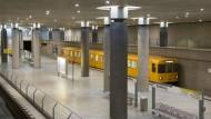 Station Bundestag: Überfüllung ist nicht das Kernproblem der kürzesten U-Bahn-Linie Eruopas