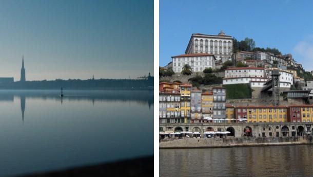 2er-Combo / Bordeaux - Porto