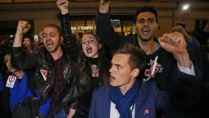 Von welchen Anhängern können Le Pen und Macron profitieren?
