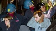Menschenrechtsgericht verurteilt Italien wegen Polizeigewalt