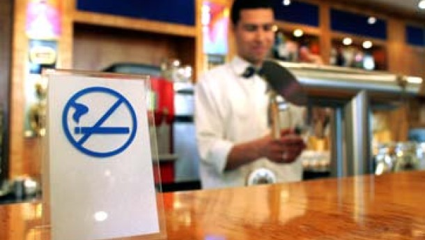 Restaurants mit Nichtraucherzonen