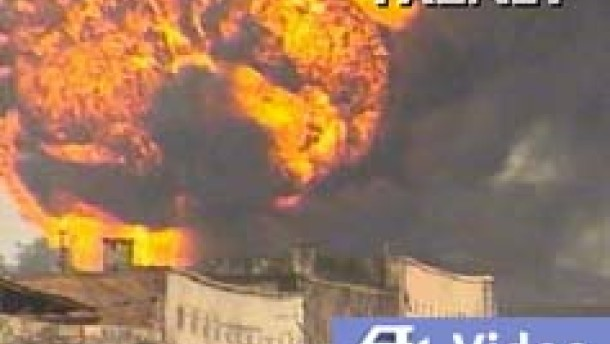 Tankstellenexplosion in Goma fordert bis zu 100 Menschenleben