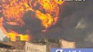 Weiter bleibt die Lava gefährlich - trotzdem kehren Tausende zurück