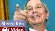 """""""Und es hat Spaß gemacht"""": Bürgermeister Bloomberg"""