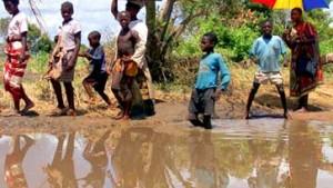Immer mehr Menschen in Mosambik durch Hochwasser bedroht