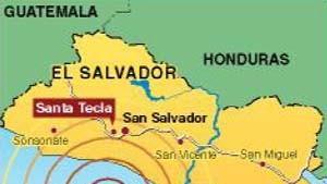 Risikoregion Zentralamerika