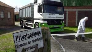Dringender Verdacht in NRW und Hessen