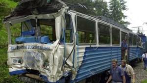 Zugspitzbahn-Kollision: Bewährungsstrafe für Betriebsleiter
