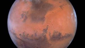 Erde überholt den Mars