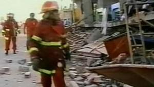 47 Tote bei schwerem Beben in Peru