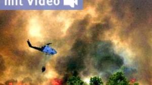 Extremes Wetter bringt Hochwasser und Waldbrände