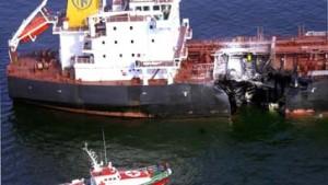 Ölpest an der dänischen Küste