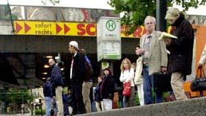 Streiks legen öffentlichen Nahverkehr lahm