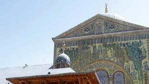 Warum die Omajjaden-Moschee?