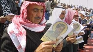 Johannes Paul II. besucht historische Damaszener Moschee