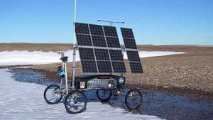 Robotersonde zur Mars-Erforschung getestet