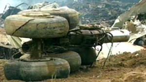145 Tote bei Flugzeug-Absturz über Sibirien
