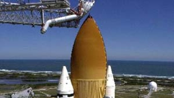 Start der US-Raumfähre Discovery verschoben