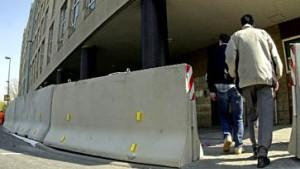 Festung Frankfurt: Extremer Schutz für das Landgericht