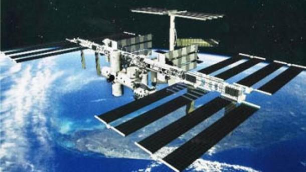 Nasa reduziert Auftrag für ISS-Kuppel