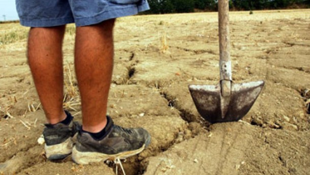 Italien drohen wegen Wassermangel Milliardenschäden