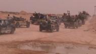 Mit einem Großangriff haben die Truppen der libyschen Übergangsregierung versucht den Kampf um die Stadt Sirte zu entscheiden.
