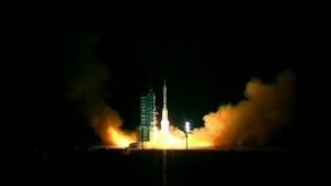 Shenzhou-8 erfolgreich ins All gestartet