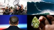 Das Nazitrio und ein riesiger Diamant