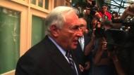 Sex-Affären: Schicksalswoche für Strauss-Kahn