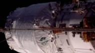 Sechs Tonnen Fracht für die ISS