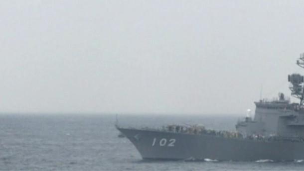 Militärischer Vorfall im Konflikt um Inselgruppe