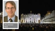 Jörg Bremer in Rom