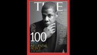 Jay-Z ist drin, Merkel ist draußen