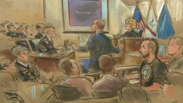 WikiLeaks-Informant Manning im Hauptanklagepunkt nicht schuldig