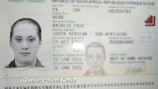 Interpol sucht nach der weißen Witwe