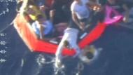 Neues Flüchtingsdrama vor Lampedusa